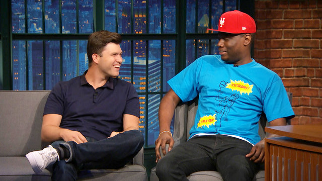Colin Jost and Michael Che on Why the DNC Was So Much Weirder Than the RNC