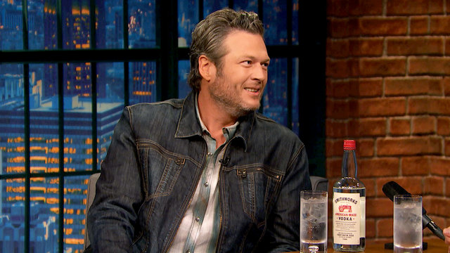 Blake Shelton, Michael K. Williams