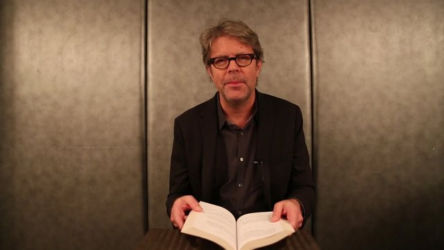 Jonathan Franzen Reads From Purity, Paperback Sponsored By Adidas