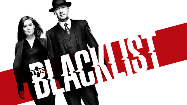 The Blacklist — Keen (Boone) and Red (Spader)