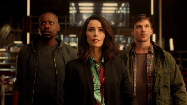 NBC's Timeless: The Time Has Come