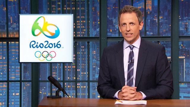 Olympics End, Giuliani Accuses Hillary - Monologue