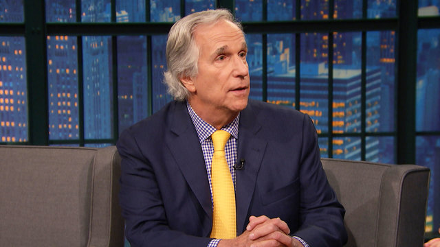 Henry Winkler on Working with the Late Garry Marshall