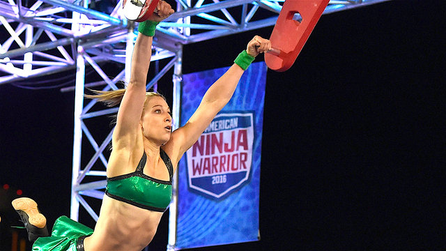 Will Jessie Graff Become the First?