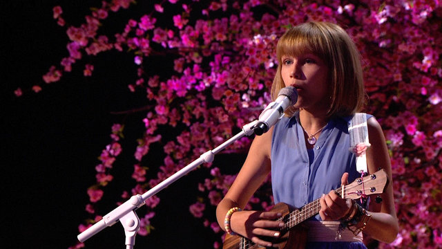 Grace VanderWaal: Live Performance 3