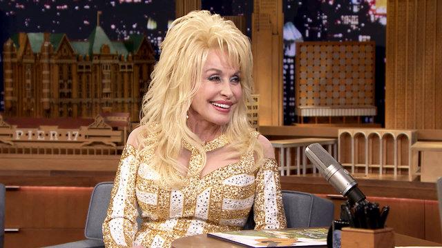 Dolly Parton, Donald Glover