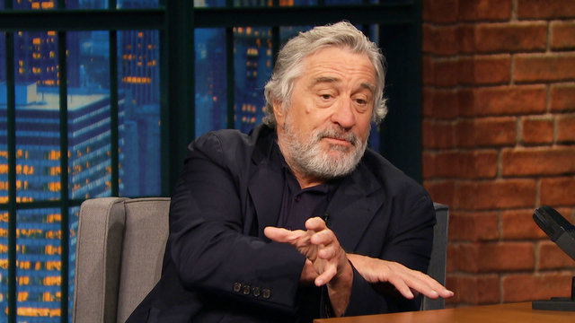 Robert De Niro Reveals the Only Actor Who Ever Made Him Nervous