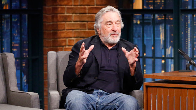 Robert De Niro Talks Taxi Driver's 40th Birthday