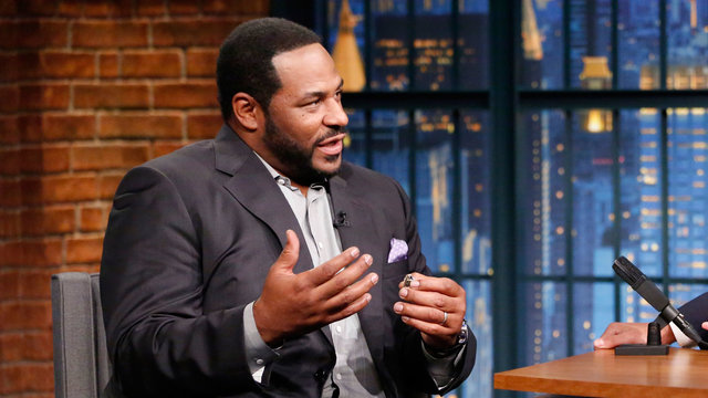 Jerome Bettis Defends His Ugly Golf Swing
