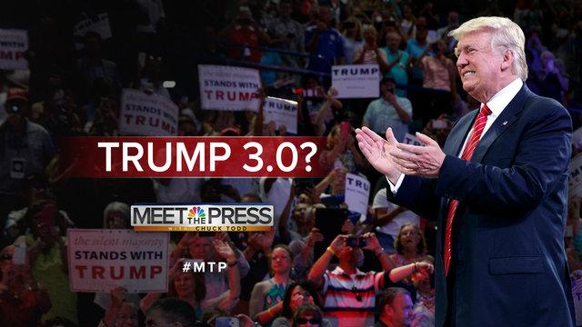 Meet the Press - Aug. 28, 2016