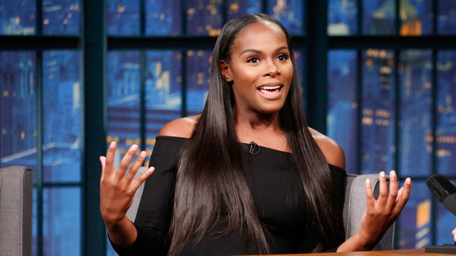 Tika Sumpter on Playing Michelle Obama in Southside with You