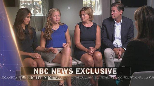NBC Nightly News, Aug 30, 2016