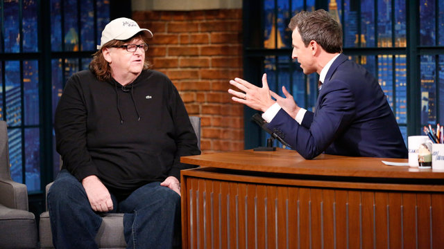 Michael Moore Got O.J. Simpson's First Post-Murder Trial Interview