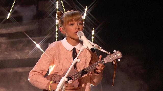Grace VanderWaal: Live Semifinals Performance