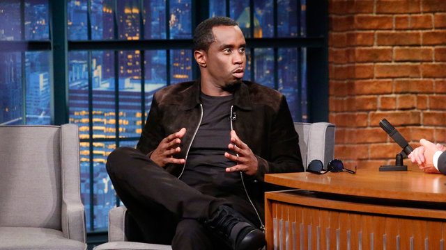 "Sean ""Diddy"" Combs on Mentoring Artists Like Usher at His Flavor Camp"