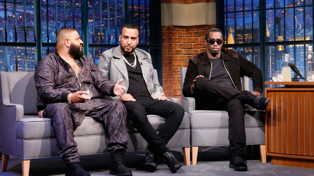 "Sean ""Diddy"" Combs, DJ Khaled and French Montana on Their New Project"