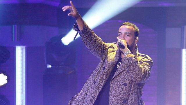 "French Montana Performance: ""No Shopping"""