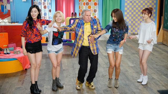 The Guys Meet Girls' Generation