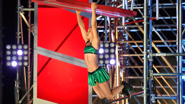 Jessie Graff - Stage 2