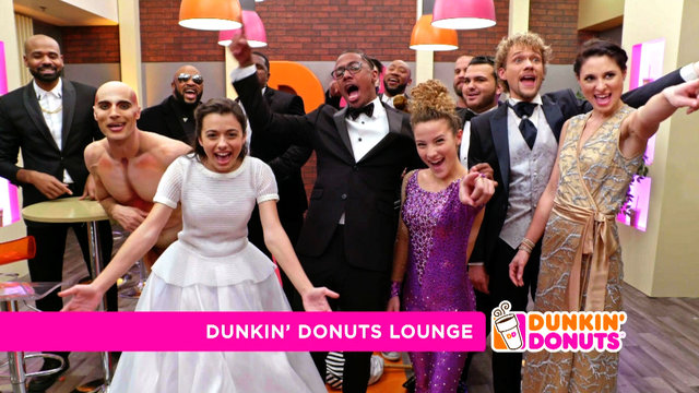 Dunkin' Lounge: Night 6