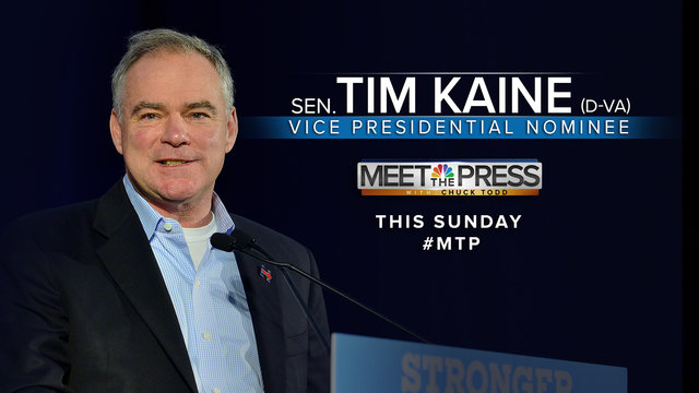 Meet the Press- Sept. 18, 2016