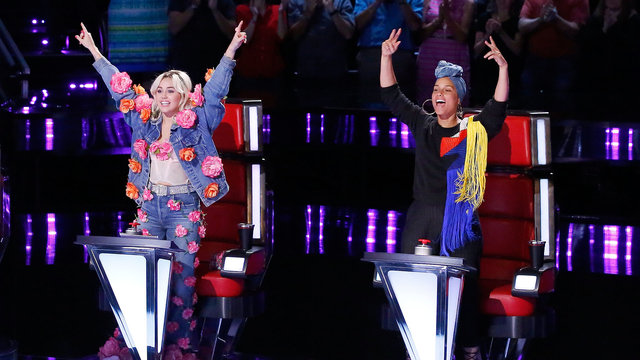 First and Favorites with Alicia and Miley