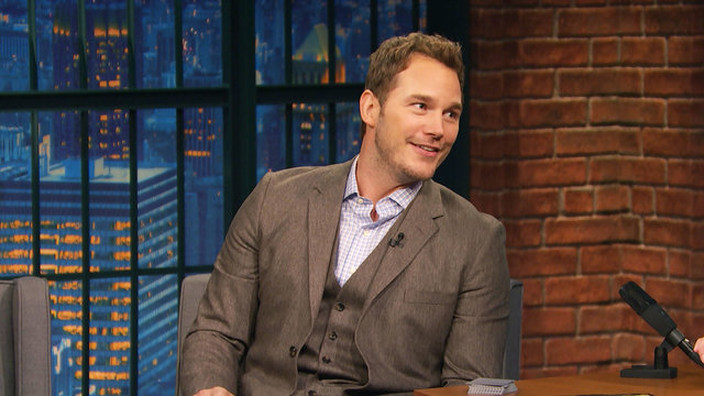 Chris Pratt Made His Son a Donald Duck Pancake