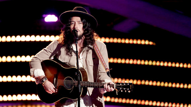 "Josh Halverson Blind Audition: ""Forever Young"""
