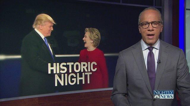 NBC Nightly News, Sep 27, 2016