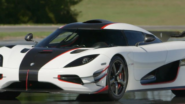 Jay Leno Drives The $3,000,000 Koenigsegg One:1 - Jay Leno's Garage