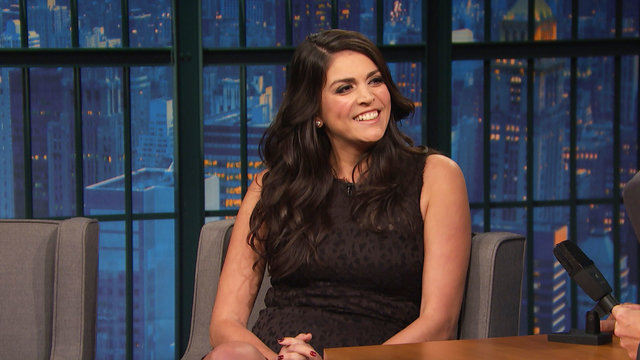 Cecily Strong on Playing a Woman with a Werewolf Condition