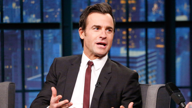 Justin Theroux Wanted to Be Iron Man