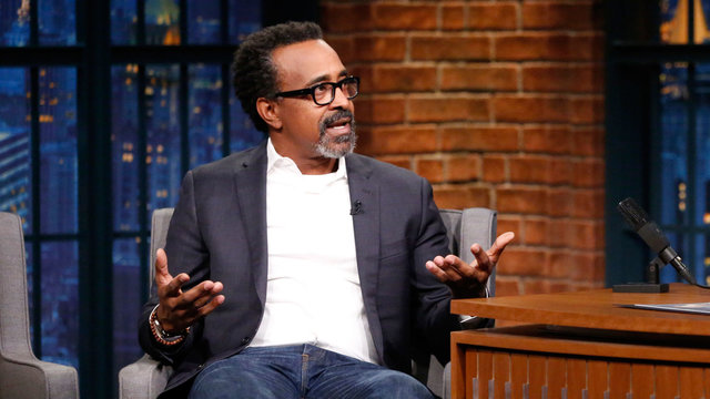 Tim Meadows Always Plays the Young Stud