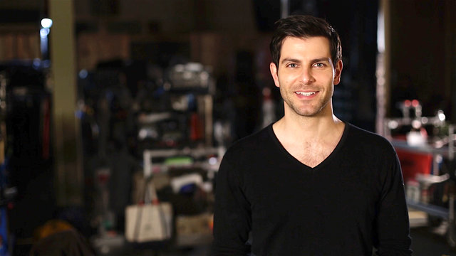 Grimm Memorable Moments: David Giuntoli