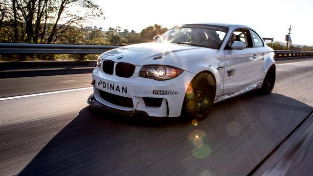 2008 BMW V8 1M Clone