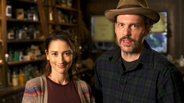 Grimm Memorable Moments: Bree Turner and Silas Weir Mitchell