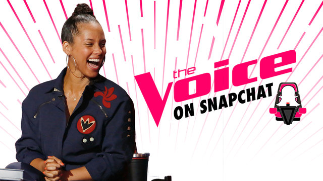 Could YOU Win The Voice on Snapchat?