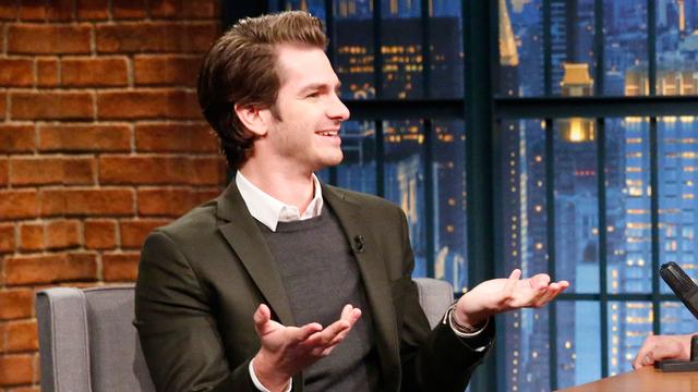Andrew Garfield Had Fun Preparing for Silence with a Jesuit Priest
