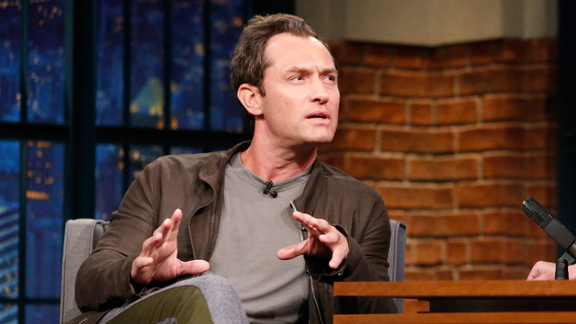Jude Law Tells the Story of the First American Pope