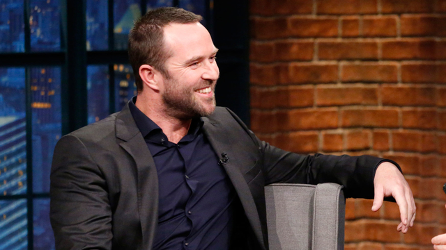 Sullivan Stapleton Is Bummed He Can't Swear on Blindspot