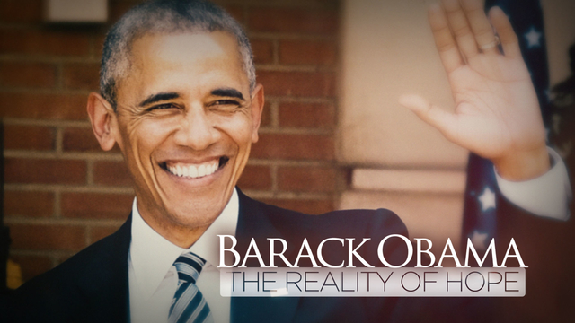 Barack Obama: Reality of Hope