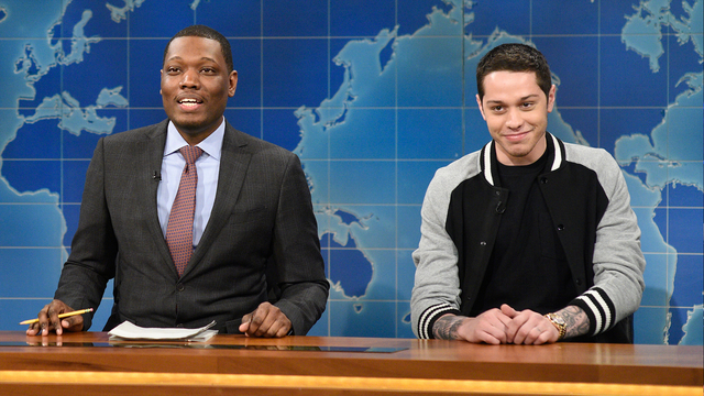 Weekend Update: Pete Davidson's First Impressions