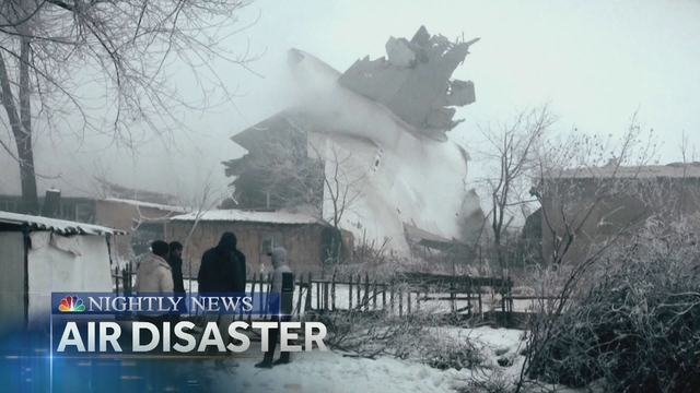 NBC Nightly News, Jan 16, 2017