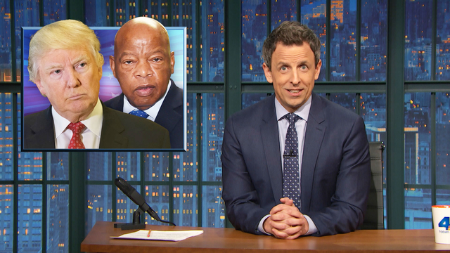Trump, John Lewis and Russian Hacking: A Closer Look