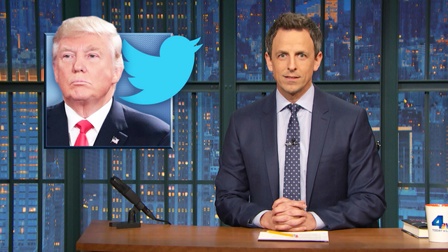 Donald Trump's Twitter Attack on John Lewis, 67% of Millennials Use Netflix - Monologue