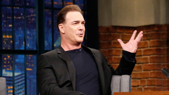 Patrick Warburton's Son Has a Bird-Eating Tarantula