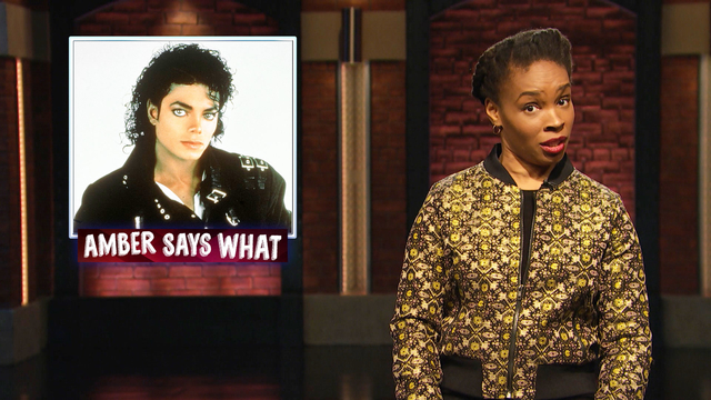Amber Says What?: BBC Cancels Show About Michael Jackson
