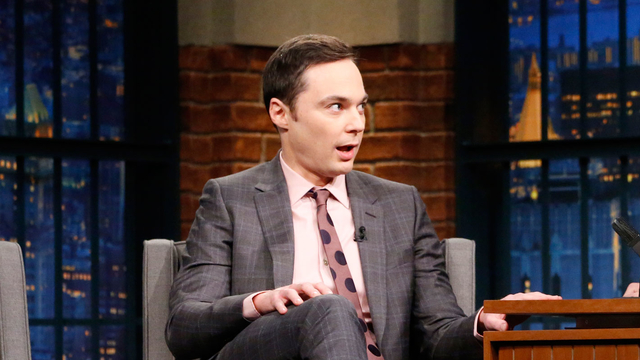 Jim Parsons Started a Talk Show Because He's Too Stupid for Politics