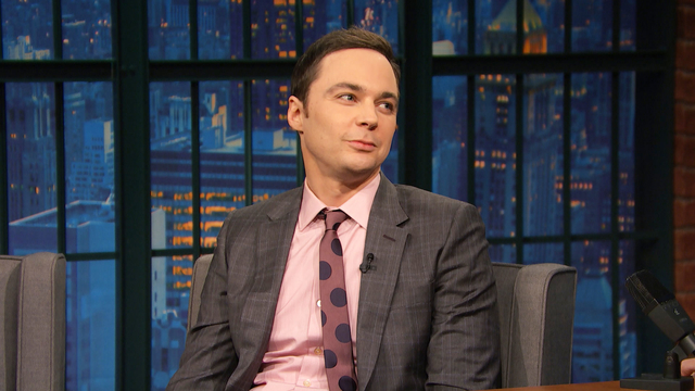 Jim Parsons' Politics Podcast Is Helping Him Pop His Bubble