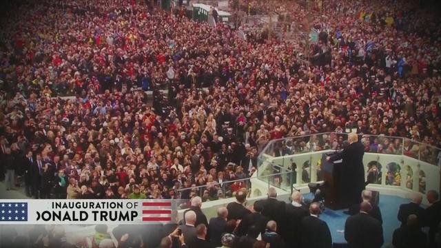 NBC Nightly News, Jan 20, 2017